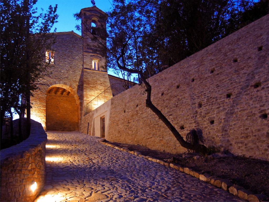 Silvester auf der Burg